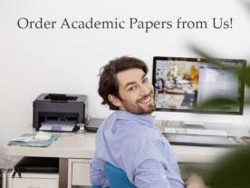Ordering Academic Papers from Custom Writing Services