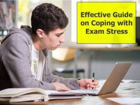 Effective Guide on Coping with Exam Stress
