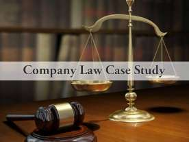 Company Law Case Study